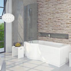 Akrilinė vonia Riho Dorado