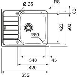 SKX 611-63 didele technine