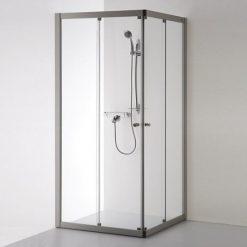 Stačiakampės dušo kabinos