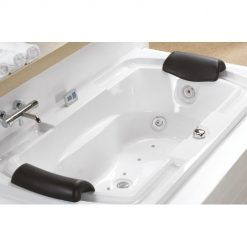 RIHO LISETTE, stačiakampė masažinė vonia