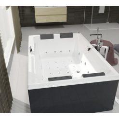 RIHO OLIVIA stačiakampė masažinė vonia