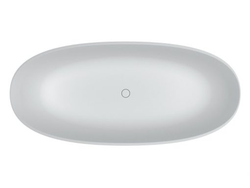 SOLID SURFACE RIHO OVAL, akrilinė vonia
