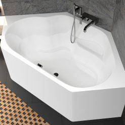 Akrilinė vonia Riho Winnipeg Plug & Play